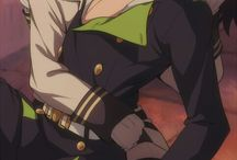 Owari no Seraph / My favorite anime , I love it the most!!! XD Also, I love Mikaela and Yuichiro like brothers...not as a fucking gay couple