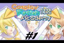 Cosplay Fetish Academy