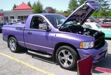 Purple Cars~Trucks