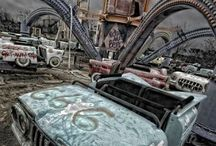 Abandoned places / Places / by Shea Meaney