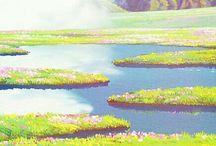 The Wind Of Ghibli