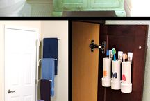 Bathroom accessories / Utilities