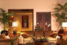 Exotic interior
