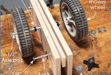 Woodworking hacks