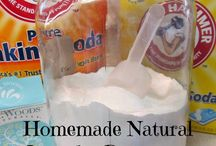 Homemade Helps / Natural, herbal or simplified things for health and home.