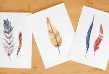tattoos & prints