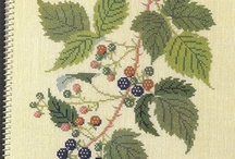 вышивка (овощи, фрукты, ягоды)