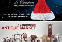 Antique Market - Decembrie 2013 / by Romexpo Bucuresti