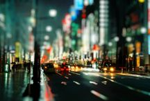 City's background