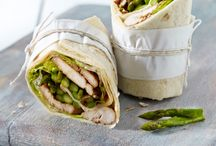wrap burritos