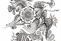 Artistic patterns