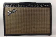 Guitar Amplifiers / Great Guitar Amps
