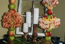 Seafood Buffets / Here are a few of our favorite seafood displays!  www.twofatmencatering.com