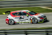 SEAT Leon Eurocup 2015. Red Bull Ring. / by SEAT Sport