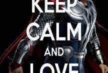 my super heros