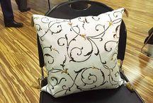 Kauniita tyynyjä Nice pillows / Tyynyjä