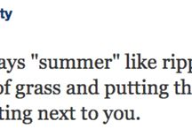summersayings / by Britney Simons