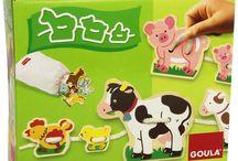 Idées Cadeau de Noël pour bébé ! / Retrouvez une sélection de jouets en bois pour bébé !  #JouetBois