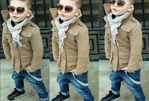 My boy's