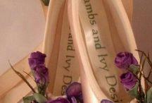 μπαλαρινες παπουτσια με λουλουδια