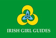 Ireland themed activities / Ideas for our sister Girl Guides and Girl Scouts who would like to learn some Irish crafts, games and recipes!