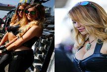 Paddock Girl dari Monster Energy / Gadis Paddock menjadi sisi lain yang 'menggiurkan' bagi pecinta MotoGP, khususnya laki-laki.