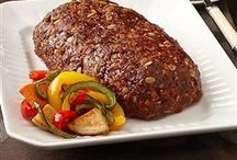 MeatLOAF / I try so many meatloaf recipes...so I'm making a collection. / by Lindsey Smith Mahan