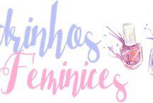Vidrinhos e feminices