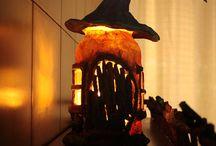 Fairy Houses Jars
