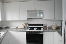 kitchen inspiration painting cupboards