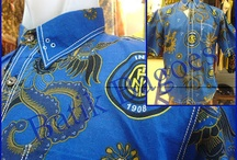 Clothes Batik Football Motive
