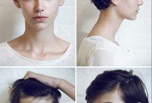 Androgynous Hair