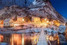 Norvégia