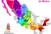 Mapa lenguas indígenas