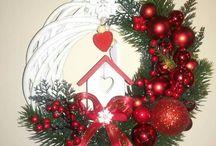vianočná výzdoba