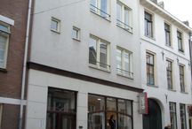 Studentenhuis Kerkstraat Centrum Arnhem / Studentenhuis, bestaande uit 3 verdiepingen, 4 bewoners per verdieping.