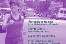 Nike Women's 1/2 Marathon here we come! / by Lauren Pino
