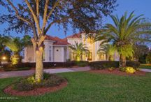 Jacksonville Beach Real Estate / Featured homes for sale in the Ponte Vedra community of Jacksonville Beach.