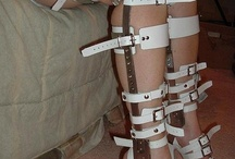 Leg calliper - pretenders hardware