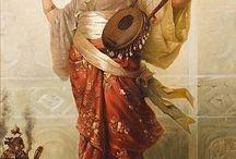 Orientalismen i malerkunsten