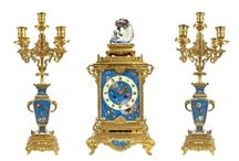 Clocks from Mayfair Gallery Antiques