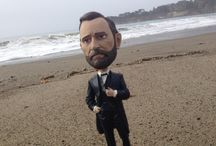 Adventures of Grant Bobblehead / This board follows the Ulysses S. Grant Presidential Library's Grant bobblehead on adventures around the world to cities and places that General and President Grant visited during his lifetime.