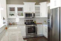 Kitchen redo / by Stacy Ann