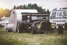 Retro Campers!  / by Jessann Lightning River