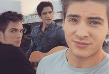 Teen Wolf (elenco)