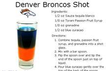 Denver Broncos / by Leanne Shibata