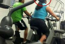 Funny Gym pics