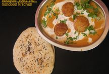 north Indian curries / Tasty north indian curries