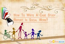 How To Write A Case Study Report In Social Work?