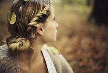 Cute hair styles / by Alexis O'Hair